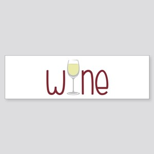 Wine Bumper Sticker