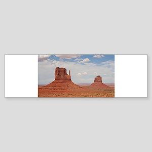 Monument Valley, Utah Bumper Sticker