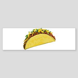 Taco Sticker (Bumper)
