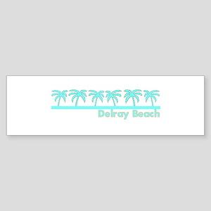 Delray Beach, Florida Bumper Sticker