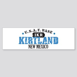 Kirtland Air Force Base Bumper Sticker