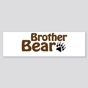 Brother Bear Sticker (Bumper)
