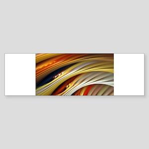 Colors of Art Bumper Sticker