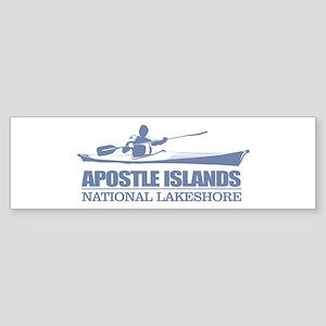 Apostle Islands NL Bumper Sticker