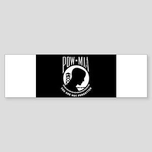 powmia Bumper Sticker