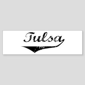 Tulsa Bumper Sticker