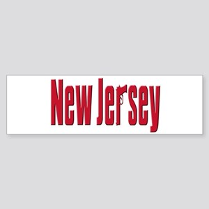 New jersey Bumper Sticker