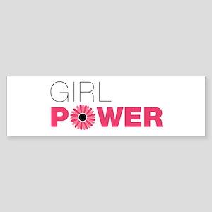 Girl Power Sticker (Bumper)