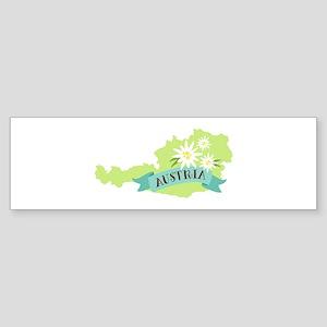 Austria Bumper Sticker