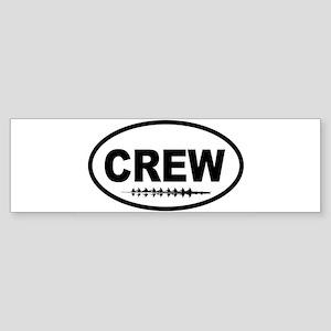 CREW2 Bumper Sticker