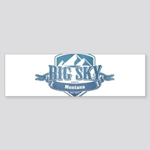 Big Sky Montana Ski Resort 1 Bumper Sticker