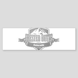 Crested Butte Colorado Ski Resort 5 Bumper Sticker
