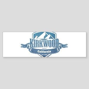 Kirkwood California Ski Resort 1 Bumper Sticker