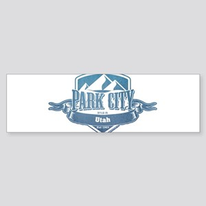 Park City Utah Ski Resort 1 Bumper Sticker