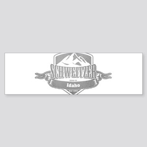 Schweitzer Idaho Ski Resort 5 Bumper Sticker