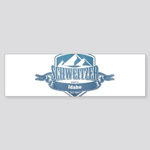 Schweitzer Idaho Ski Resort 1 Bumper Sticker