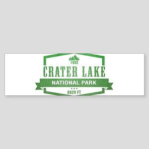 Crater Lake National Park, Oregon Bumper Sticker