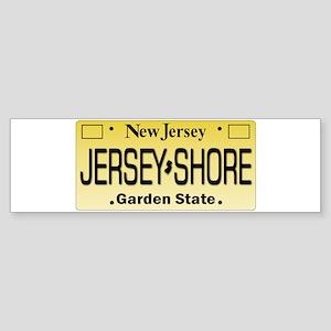 Jersey Shore Tag Giftware Bumper Sticker