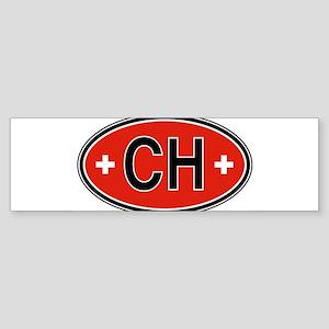ch Bumper Sticker