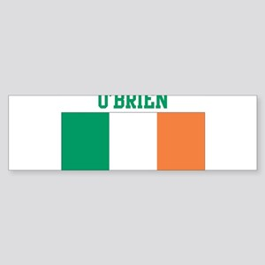OBrien (ireland flag) Bumper Sticker