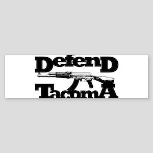DT #1 Sticker (Bumper)