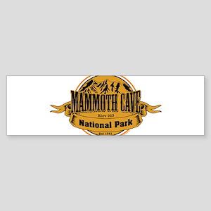 Mammoth Cave, Kentucky Bumper Sticker