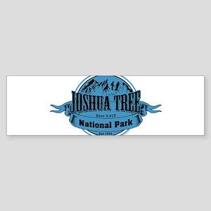 joshua tree 2 Bumper Sticker