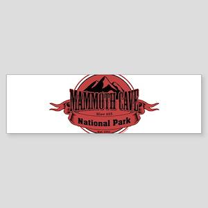 mammoth cave 4 Bumper Sticker