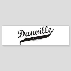 Danville Bumper Sticker