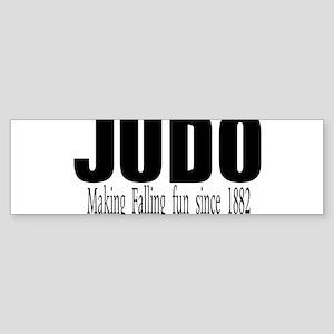 Judo1 Bumper Sticker