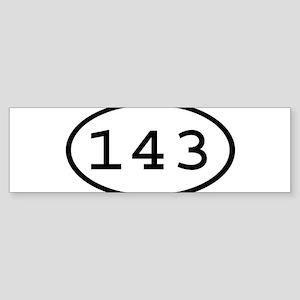 Sticker (Bumper )