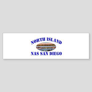 North Island Sticker (Bumper)