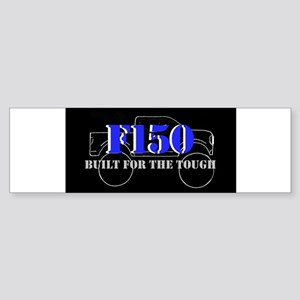 F150 Design Bumper Sticker