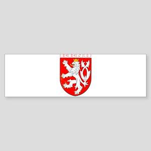 Brno, Czech Republic Bumper Sticker