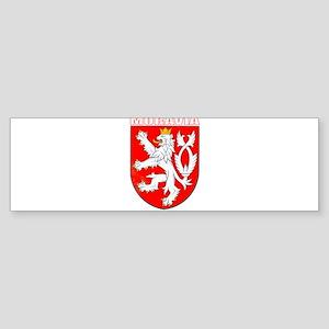 Moravia, Czech Republic Bumper Sticker