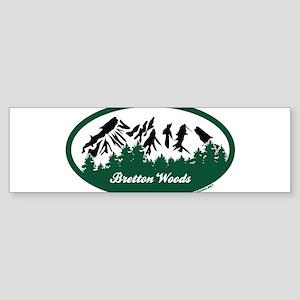 Dartmouth Skiway State Park Sticker (Bumper)