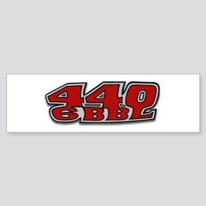 440 6BBL Bumper Sticker