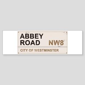 Abbey Road LONDON Pro Sticker (Bumper)