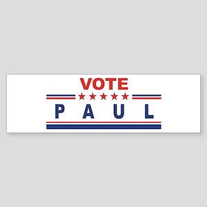 Ron Paul in 2008 Bumper Sticker