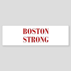 boston-strong-bod-dark-red Bumper Sticker