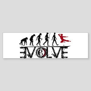 EVOLVE JKD Bumper Sticker