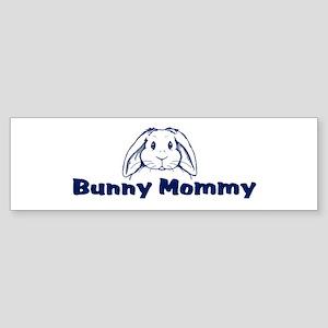 Bunny Mommy Bumper Sticker