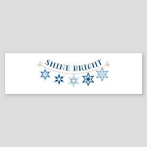 Shine Bright Bumper Sticker