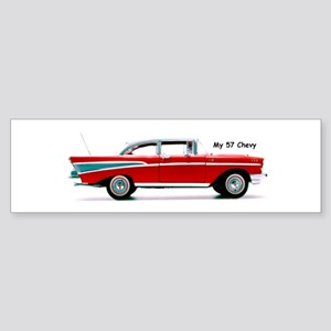 My 57 Chevy Bumper Sticker