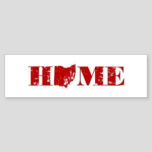 HOME- OH Bumper Sticker