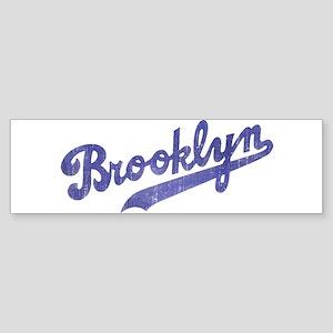 Throwback Brooklyn Bumper Sticker