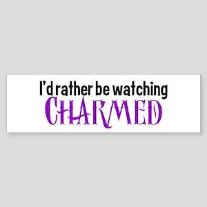 Charmed TV Fan Sticker (Bumper)