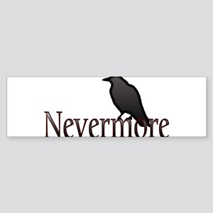 Nevermore Sticker (Bumper)