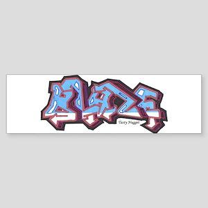 Blaze Bumper Sticker