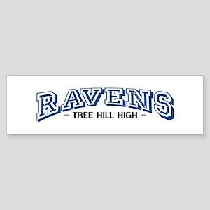 Ravens THH - Jersey Style Bumper Sticker